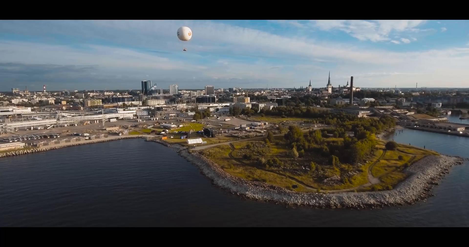 Estonya'da yaşayarak kaliteli bir okulda, kaliteli bir eğitim al.