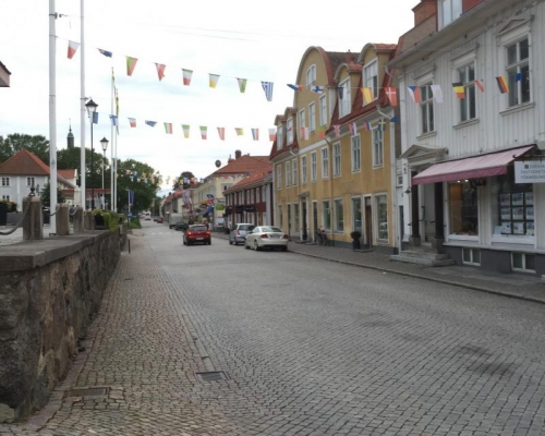 Partner Okulumuz İsveç Jönköping Üniversitesi