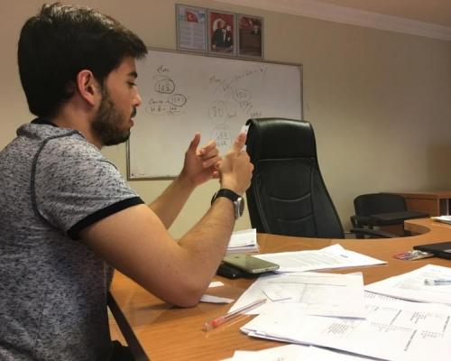 Bilkent COPE Sınavı Kurslarımız