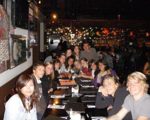 Yurt Dışında Eğitim Alan Öğrencilerimiz 2010-2013