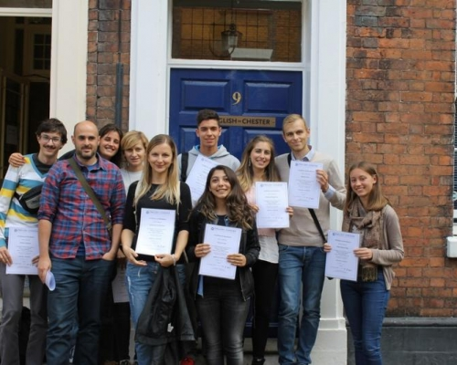 Yurt Dışında Eğitim Alan Öğrencilerimiz 2018-2019