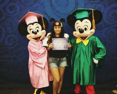 Walt Disney World International College Programı 2013-2014