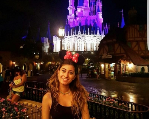 Walt Disney World International College Programı 2015-2016