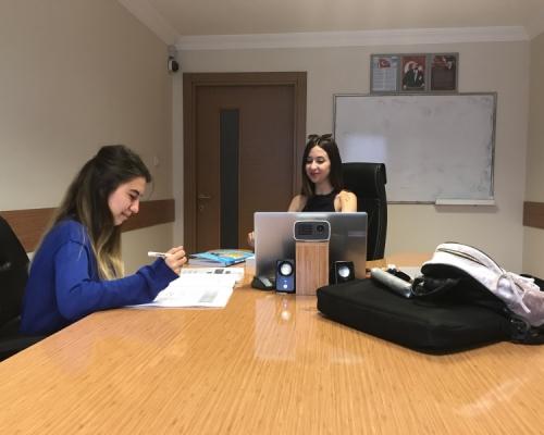 IELTS & TOEFL Kurslarımız