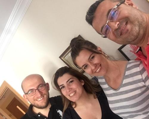 Candelas Ailesi 2016-2019