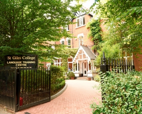 St.Giles International - Londra - İngiltere