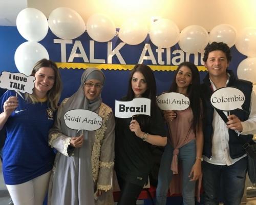 TALK English School - Atlanta
