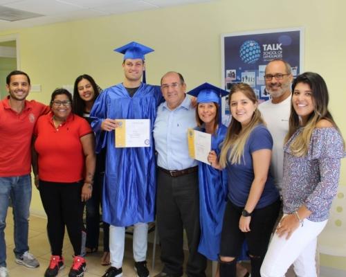 TALK English School - Miami